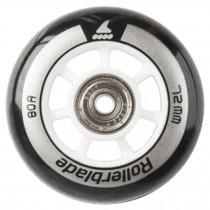 Rollerblade Wheel Kit 72mm/80A Wheels + SG5 Bearings