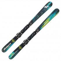 2022 Nordica Soul Rider J Junior Skis w/ Marker 4.5 FDT Bindings