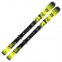 2021 Volkl Deacon Junior Skis w/ Marker Bindings