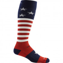 Darn Tough Captain Stripe OTC Lightweight Men's Socks
