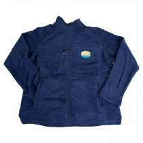 Stowe VT Women's Casade Full Zip Fleece