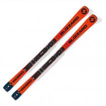 2020 Blizzard Firebird SRC WC Skis w/ Marker WC Piston Plate