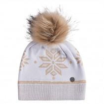 Nils Snowflake Knit Hat