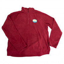 Stowe VT Men's Terramo Quarter Zip Fleece