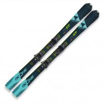 2021 Fischer RC ONE 78 GT WS Women's Skis w/ RSW 10 GW Powerrail Bindings