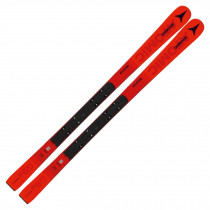 2020 Atomic Redster G9 FIS Junior Skis w/ Race Plates