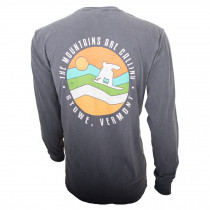 Stowe Adult Long Sleeve T-Shirt