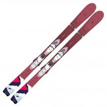 2022 Dynastar E 4x4 5 Women's Skis w/ Xpress W 11 Bindings
