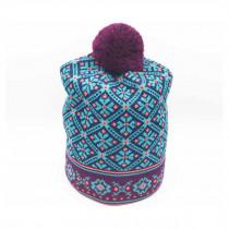 Popia Lily Pom Hat