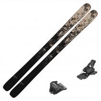 2022 Rossignol BLACK OPS Escaper Skis w/ Tyrolia Attack2 13 GW Bindings