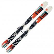 2022 K2 Junior Juvy Fastrak Skis w/ Marker FDT Bindings