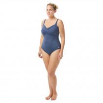 TYR Solid Twist Bra Women's Swimsuit